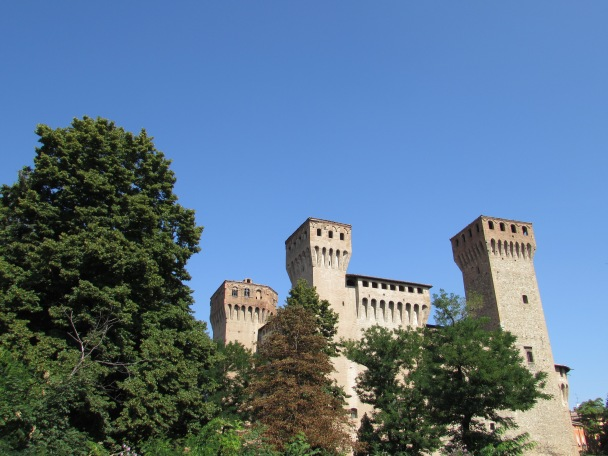 The Castle at Vignola