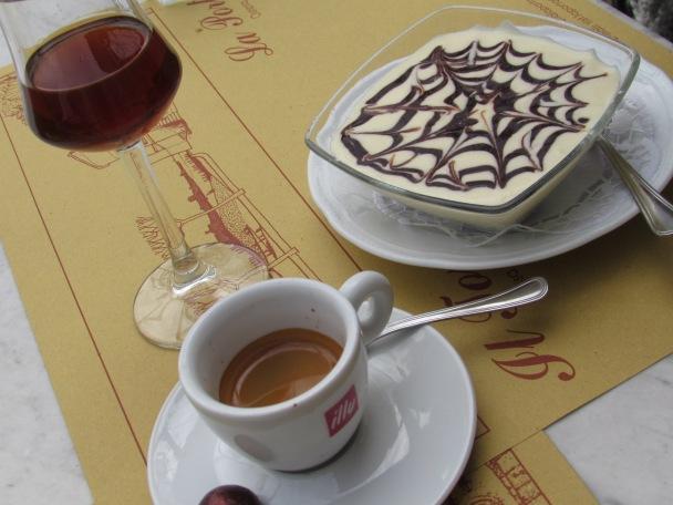 Make time for dessert